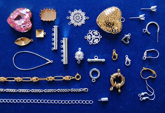 Výroba a prodej bižuterních komponentů