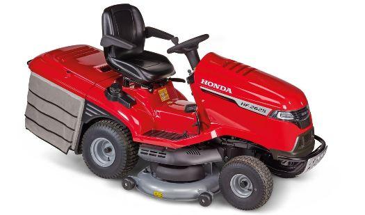 Zahradní traktor HONDA k údržbě velkých travnatých ploch