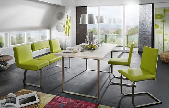 Moderní sestava kuchyňského nábytku
