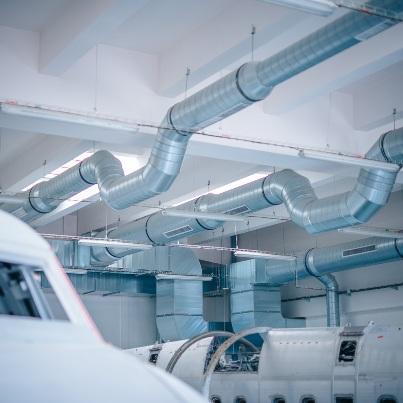 Dodání, montáž, servis, revize vzduchotechniky a klimatizace