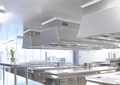 Kvalitní nerezové kuchyně na míru od GASTROART CZ, spol. s.r.o.