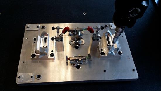 Výroba speciálních měrek a kontrolních přípravků nejen pro nástrojárny