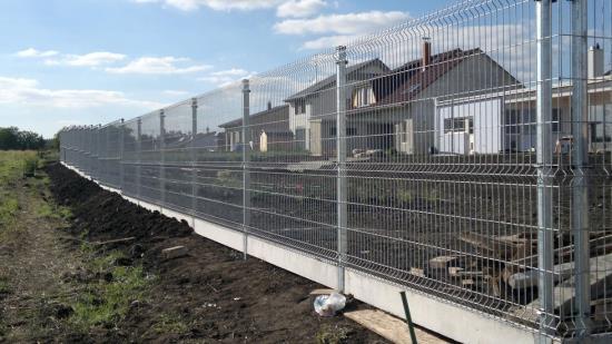 Široká škála plotových panelů od firmy Gaves Plot