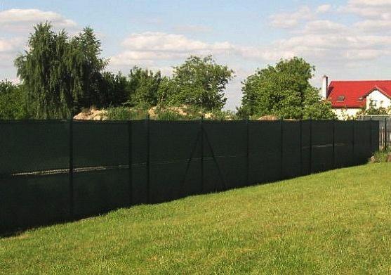 Stínící plotové clony pro snížení viditelnosti a ochranu před větrem