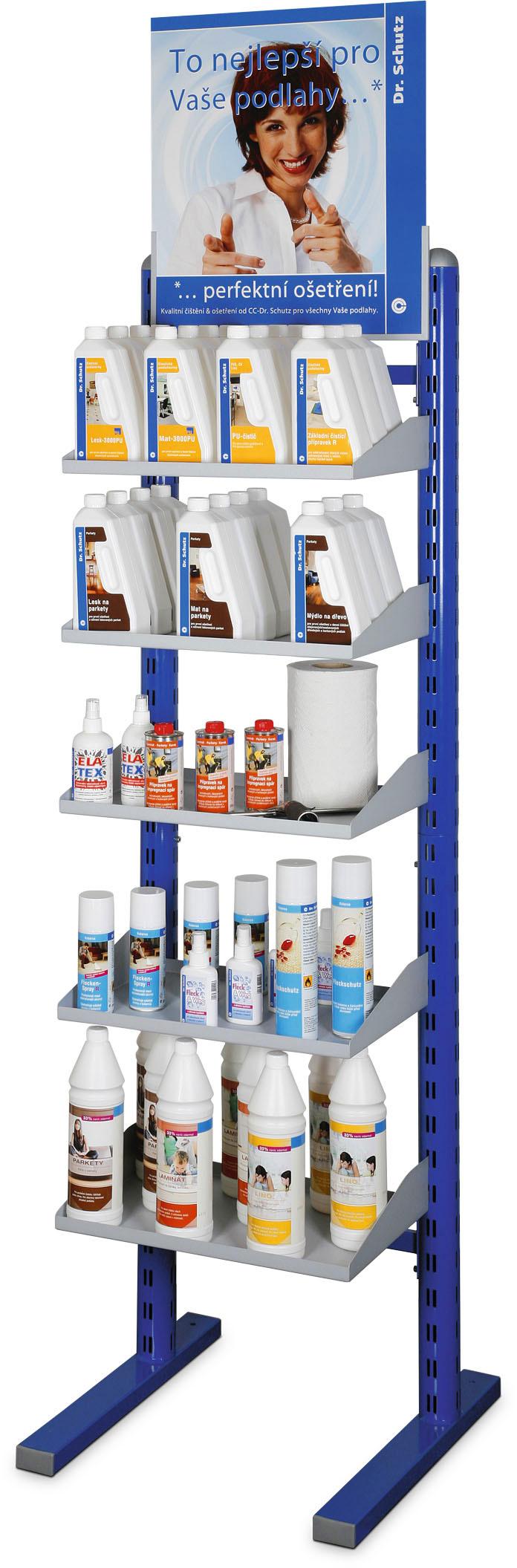 Dr. Schutz - produkty pro péči o vinyl, linoleum i kaučuk
