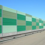 Protihlukové silniční panely, ROMAn s.r.o. Praha