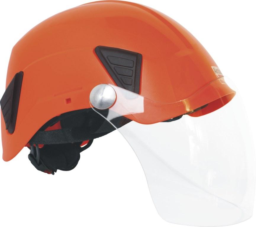 Ochranná helma pro práci ve výškách