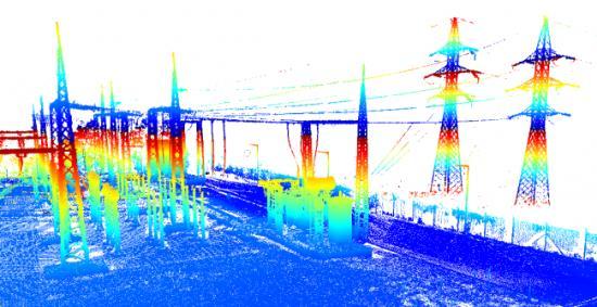 ADITIS s.r.o. provádí měření pomocí moderní 3D laserové technologie laserscanning