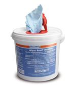 Vlhčené čisticí utěrky zetClean® v kyblíku