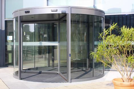 Turniketové dveře/karuselové dveře Tourniket
