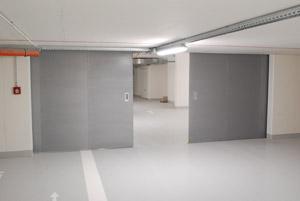 Protipožární posuvná vrata, SPEDOS s.r.o.
