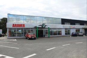 Servisní služby, ARAVER CZ, s.r.o. Uherské Hradiště