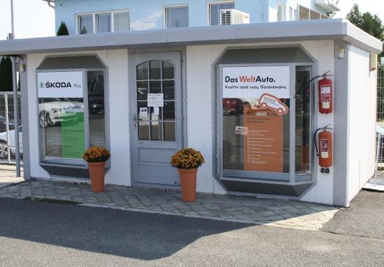 Prodej ojetých vozů v programu Das WeltAuto a programu Škoda Plus