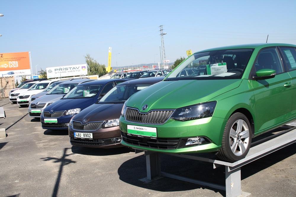 Program ŠKODA Plus pro prodej ojetých vozů s řadou výhod a záruk u společnosti ARAVER CZ, s.r.o.