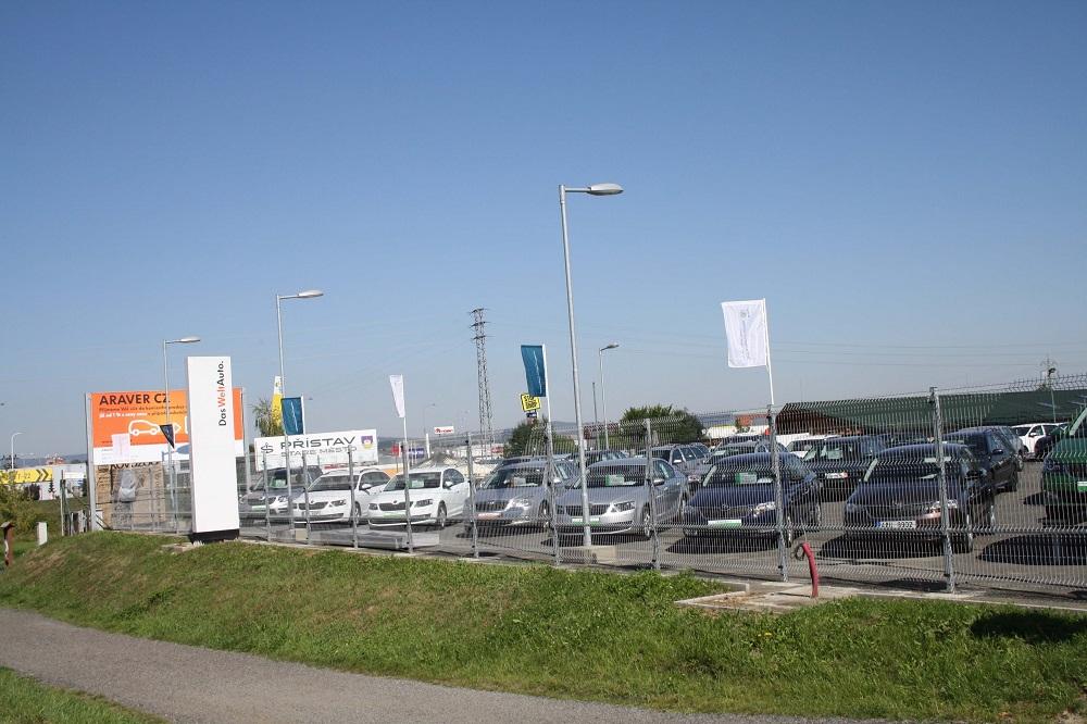 ARAVER CZ, s.r.o. prodává ojeté automobily se zajištěním výhodného financování