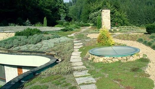 Zelená zahradní střecha pro váš dům