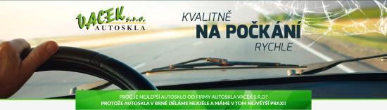 Výměna autoskla u všech typů osobních automobilů, Autoskla Vacek s.r.o., Brno