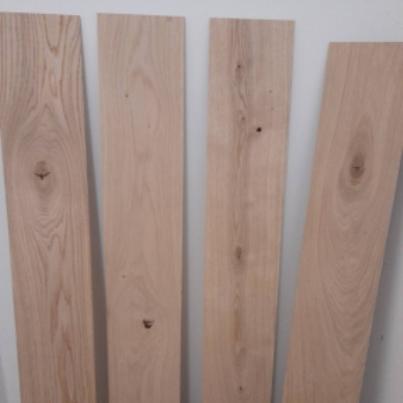 Výroba dveřních vlysů s rustikálním či čistým povrchem