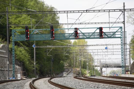 Světelná návěstidla pro kolejovou dopravu, AŽD Praha