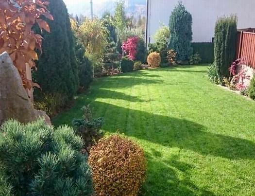 Realizace okrasných kvetoucích zahrad