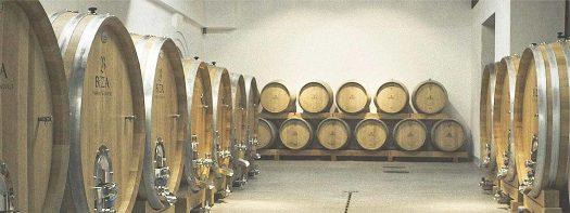 Vína dozrávaná ve velkých sudech
