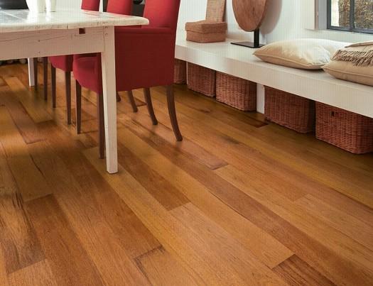 Dřevěné podlahy pro váš komfort