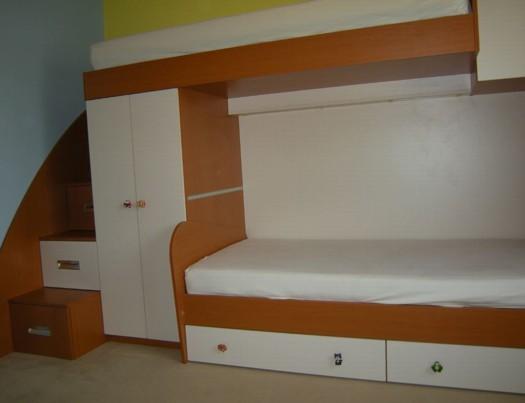 Nové ložnice a dětské pokoje