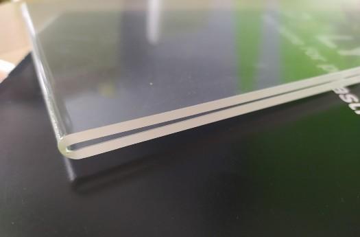 Opracování plastových materiálů - frézování, ohýbání, řezání