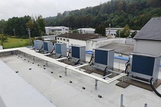 Instalace, servis, revize tepelných čerpadel