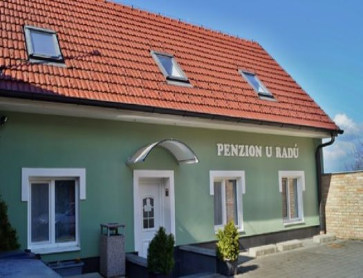 Komfortní ubytování v Penzionu U Radů Hustopeče