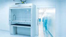 Sauter regulace laboratorních digestoří