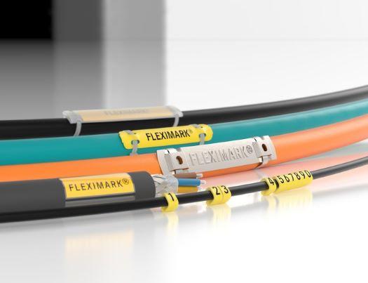 Různé druhy označovacích systémů FLEXIMARK