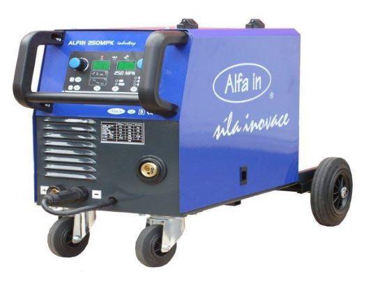 Multifunkční svařovací invertor Alfa
