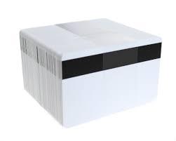Plastové karty LoCo s magnetickým páskem dodává společnost IdentCORE s.r.o.