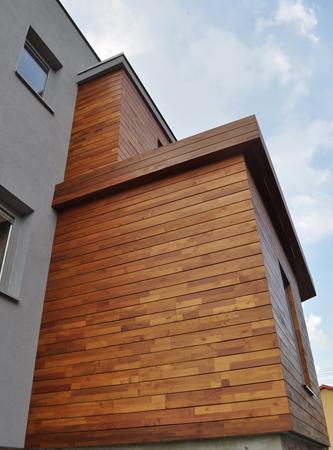 Oživte design Vašeho domu díky dřevěným fasádám od společnosti Wood Cité, s.r.o.