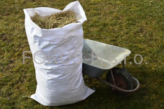 Společnost FOKUS-H s.r.o. dodává pytle pro balení a uchování brambor, obilí i zeleniny.