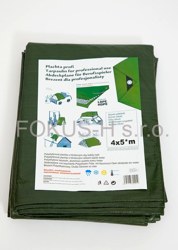 Ochraňte skladované materiály před nepřízni počasí díky plachtám od společnosti FOKUS-H s.r.o.