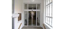 Automatické dveře, které usnadní pohyb Vaším prostorem