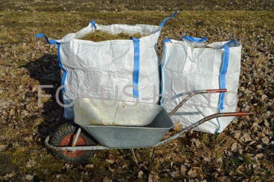 Kvalitní Big Bag vaky od společnosti FOKUS-H s.r.o. uchovají sypké materiály i zemědělské komodity