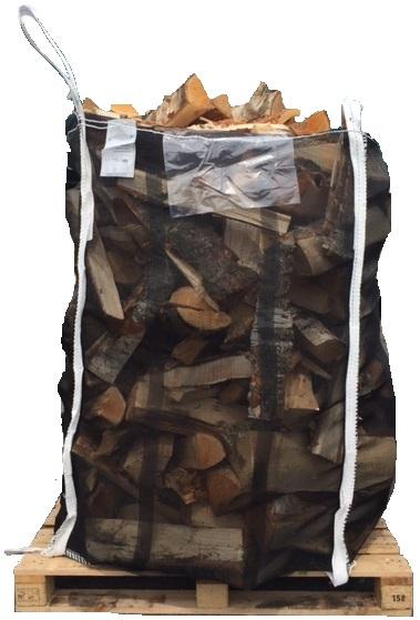 Velkoobjemové vaky Big Bag od společnosti FOKUS-H s.r.o. si poradí i s uskladněním dřeva