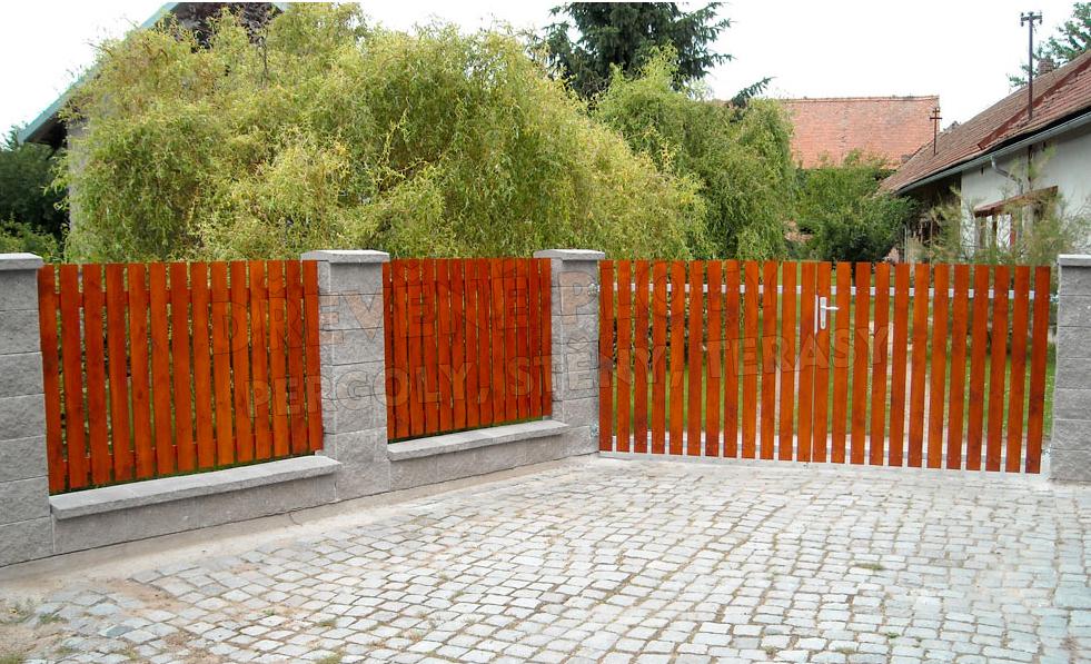 Jaroslav Nálevka, kvalitní dřevěné ploty a stěny
