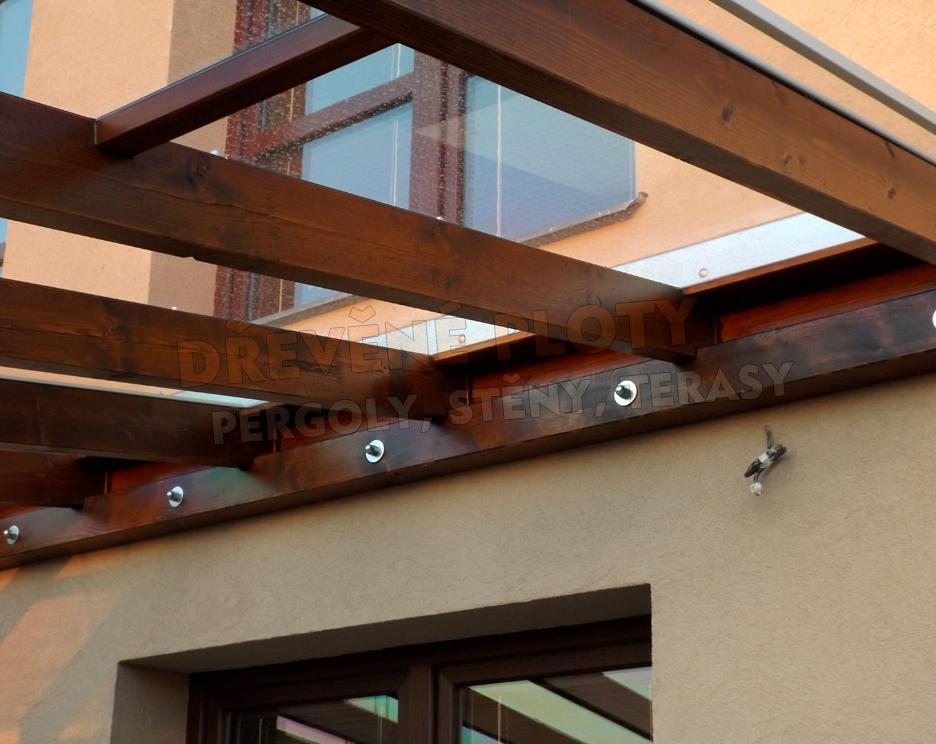 Kvalitní dřevěné pergoly různých typů