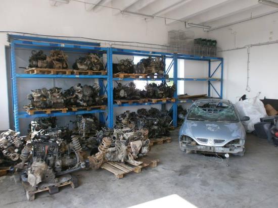 Použité náhradní díly za skvělé ceny pro Vaše auto prodává autovrakoviště IB - MET s.r.o.