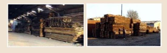 Společnost Wood Rakušan se zabývá výrobou hoblovaného řeziva, které prodává ve formě podlahových a terasových prken
