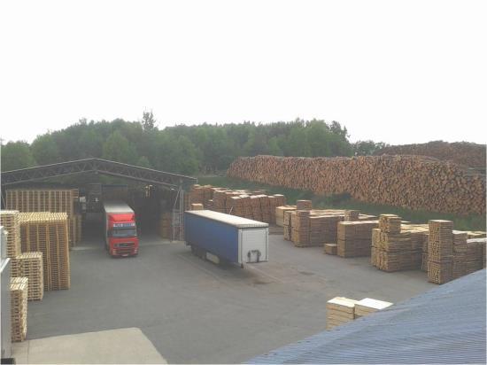 Společnost Pila Benda s.r.o. vyrábí dřevěné obaly, které ochrání Vaše zboží při přepravě