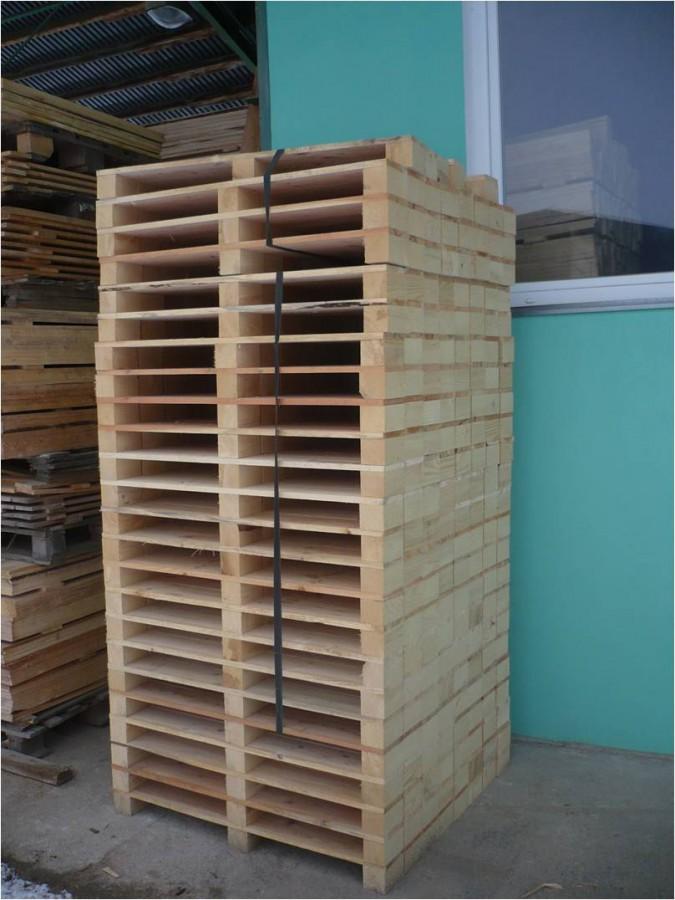 Pokud potřebujete kvalitní dřevěné obaly či europalety, neváhejte se obrátit na společnost Pila Benda s.r.o.