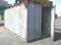 Použité námořní kontejnery