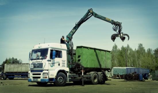 Mobilní sběr kovových odpadů, OPAMETAL s.r.o.