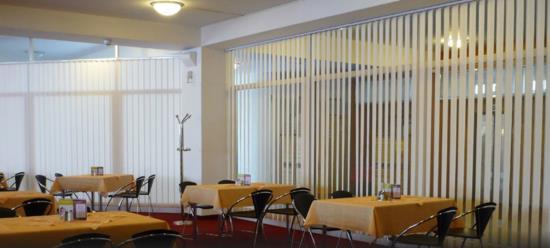 Žaluzie pro byt i kancelář nabízí společnost Záclony - Ladislav Daněk.