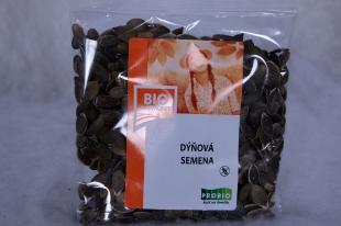 Dýňová semena bio,  e-shop TOP VITAL